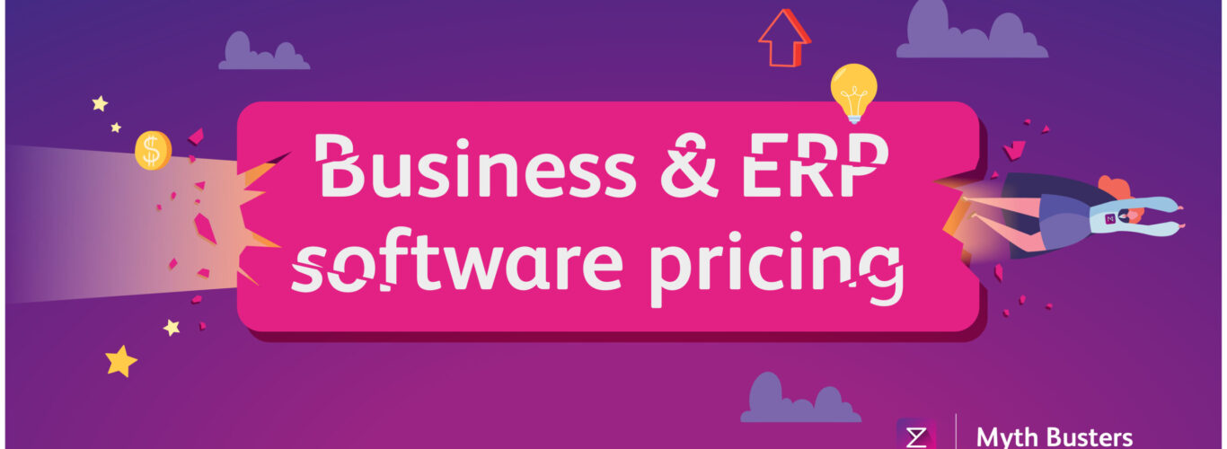Business & ERP Software Pricing