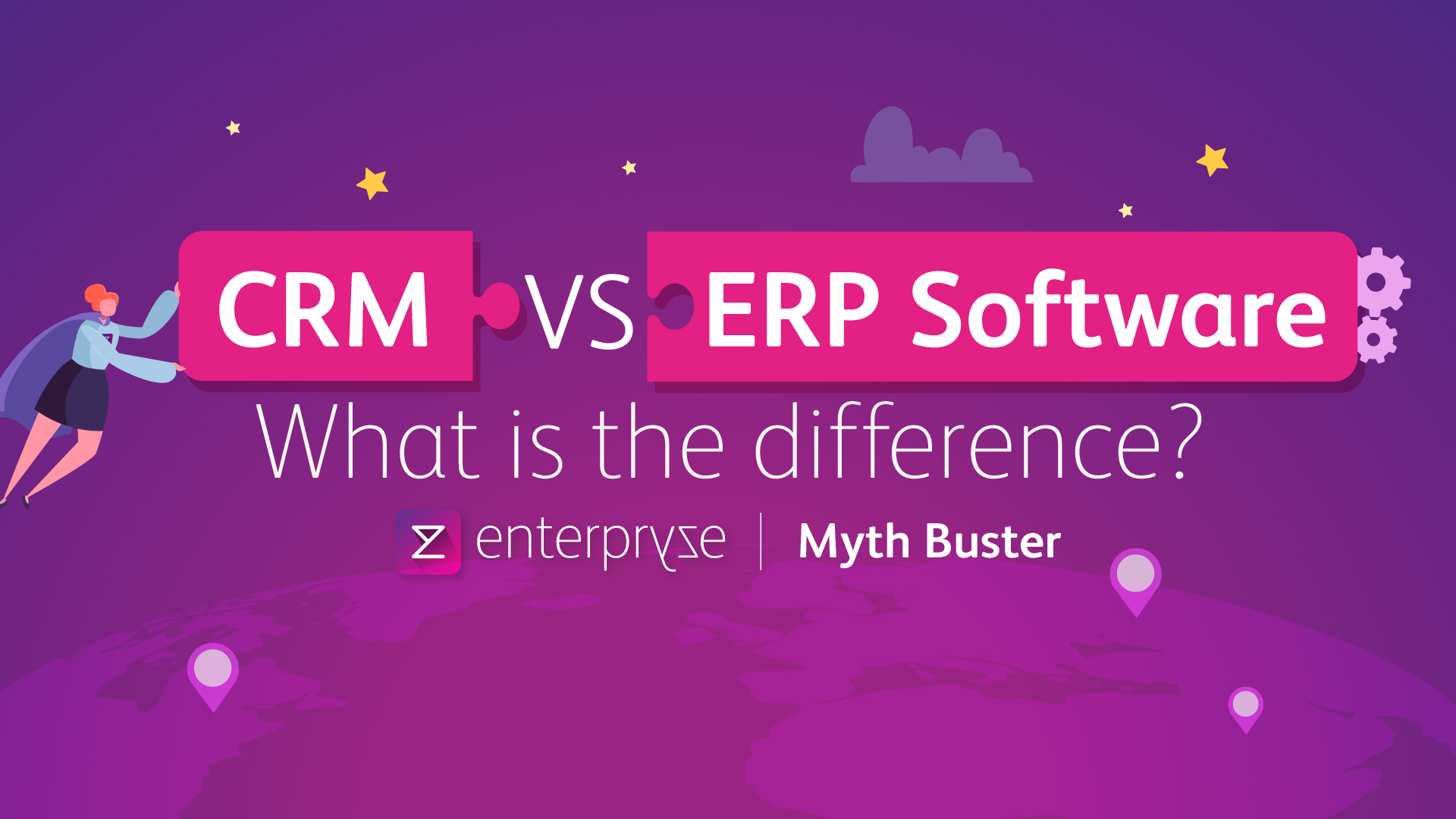What Is The Difference Between CRM And ERP